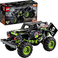 Конструктор Лего техник 42118 внедорожный багги LEGO Technic Monster Jam Grave Digger
