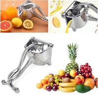 Соковыжималка ручная для фруктов с зажимом Hand Juicer. Универсальный пресс для фруктов Хэнд Джюсер