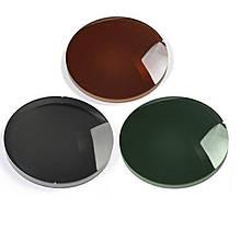 Сонцезахисні лінзи Essilor 1.5 (Brown/Grey )85%