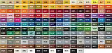 Пігменти кольорів, фото 2