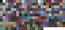 Пігменти кольорів, фото 3