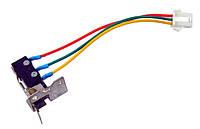 Микропереключатель для газовой колонки, 3-х проводной в сборе