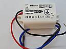 Блок живлення для світлодіодної стрічки 12V 6W IP20, фото 2