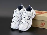 Кроссовки мужские белые New Balance 530 Нью Беланс новинка 2021