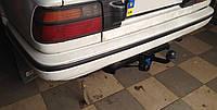 Прицепное устройство со сьемным крюком (Фаркоп) TOYOTA COROLLA E 9 хетчбек 1987-1992 г.в.