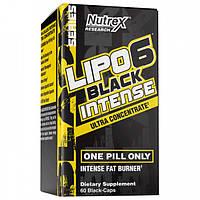 Nutrex Lipo-6 Black Intense UC caps 60