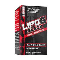 Nutrex Lipo-6 Black Ultra Concentrate 30 caps