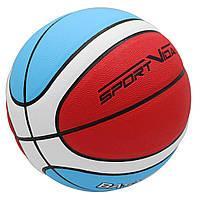 М'яч баскетбольний SportVida SV-WX0019 Size 7