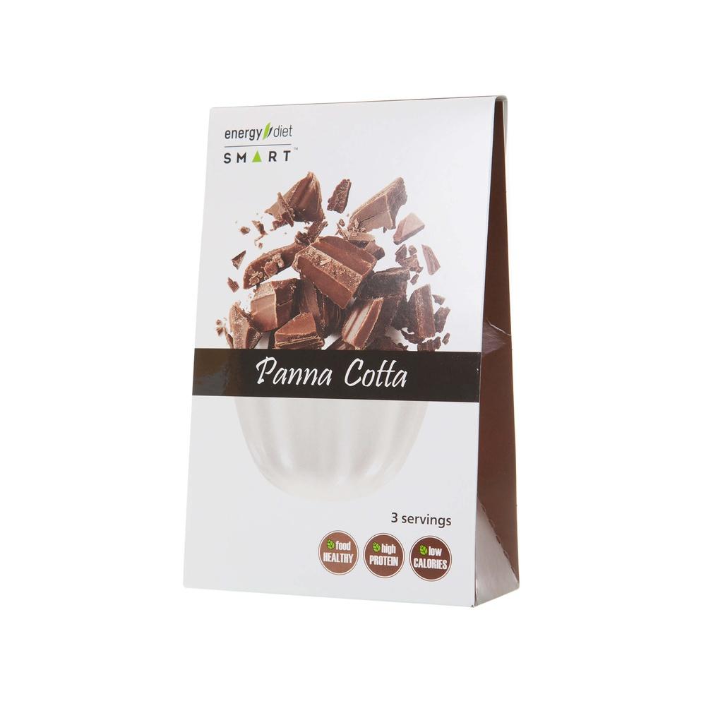 Протеиновый десерт Energy Diet Smart Панна-котта (Шоколад) 3 саше