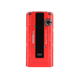 Батарейный мод Augvape V200 Red
