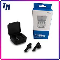 Наушники беспроводные Redmi AirDots Air 2s TWS вкладыши блютуз гарнитуры с микрофоном Черные