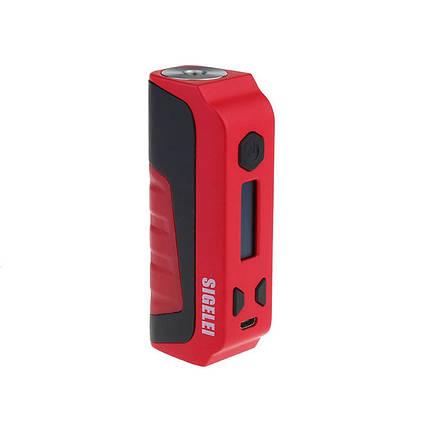 Батарейный мод Sigelei E1 80W Red, фото 2