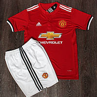 Футбольная форма Манчестер Юнайтед сезон 2017-2018