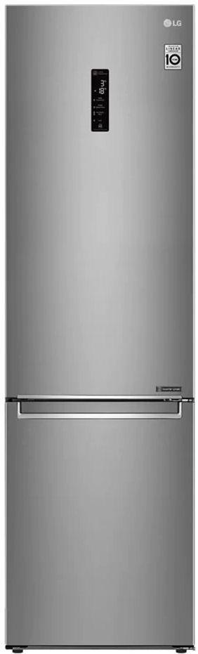 Холодильник з морозильною камерою LG GBB72PZUFN