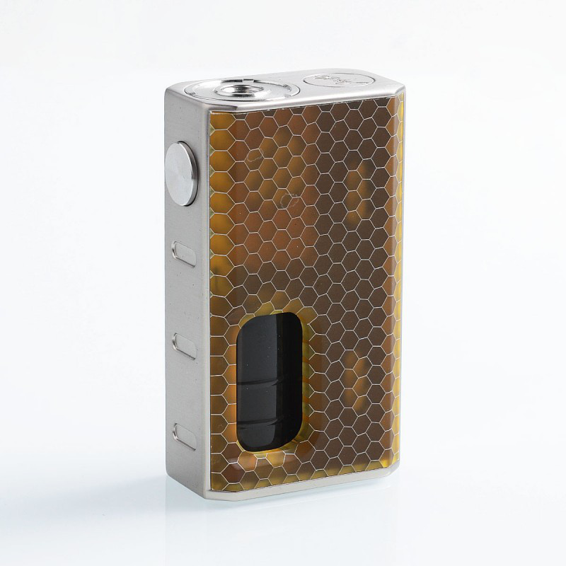 Батарейний мод Wismec Luxotic BF 100W Honeycomb Resin