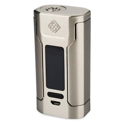 Батарейный мод Wismec PRedator 228W Brushed Silver, фото 2