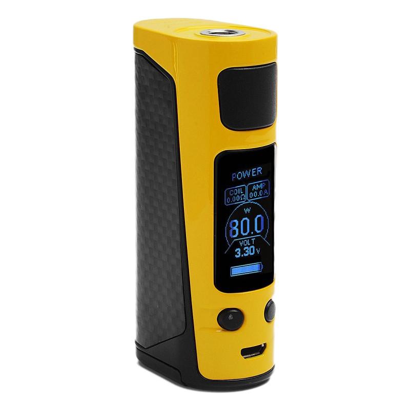Батарейный мод Joyetech eVic Primo Mini Yellow