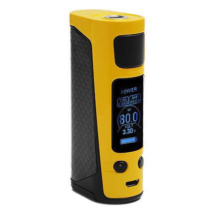 Батарейный мод Joyetech eVic Primo Mini Yellow, фото 2