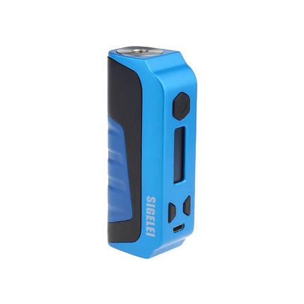 Батарейный мод Sigelei E1 80W Blue, фото 2