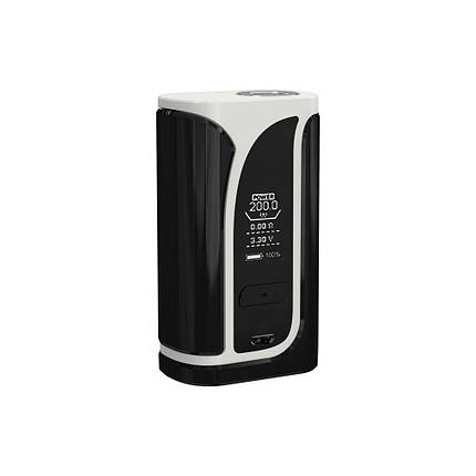 Батарейный мод Eleaf iKuu i200 200W White, фото 2