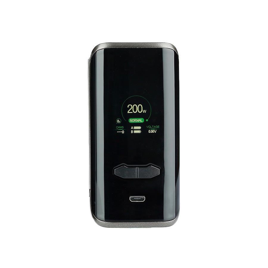 Батарейный мод Augvape VX200 200W TC Gun Metal