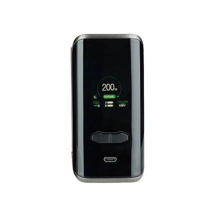 Батарейный мод Augvape VX200 200W TC Gun Metal, фото 2