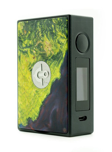 Батарейный мод Asmodus EOS 180W TC Green