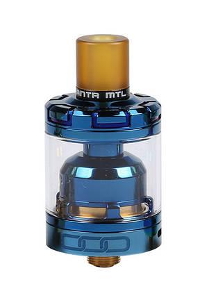 Атомайзер Advken Manta MTL RTA Blue, фото 2