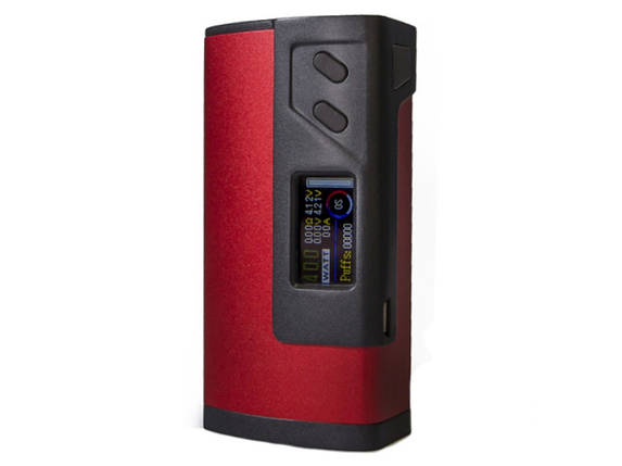 Батарейний мод Sigelei Fuchai Plus 213W Red, фото 2