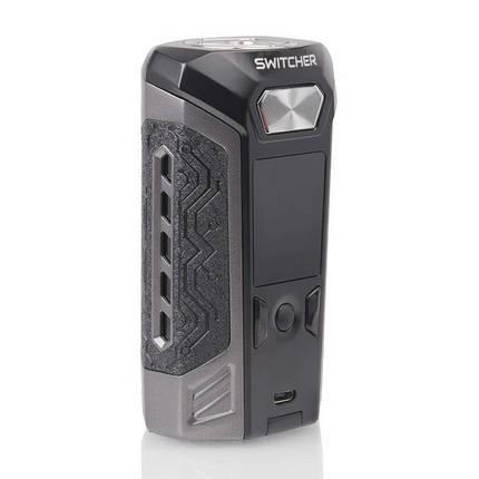 Батарейный мод Vaporesso Switcher 220W TC Iron Grey, фото 2