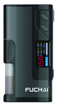 Батарейний мод Sigelei Fuchai Squonk 213 Black, фото 2