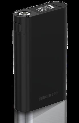 Батарейный мод Joyetech Cuboid 200W Black, фото 2
