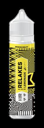 RELAKES Lemonade - 60 мл, VG/PG 70/30 Пластик, 60, 0, фото 2
