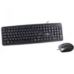 Комплект (клавиатура, мышь) Esperanza TK110 Black USB