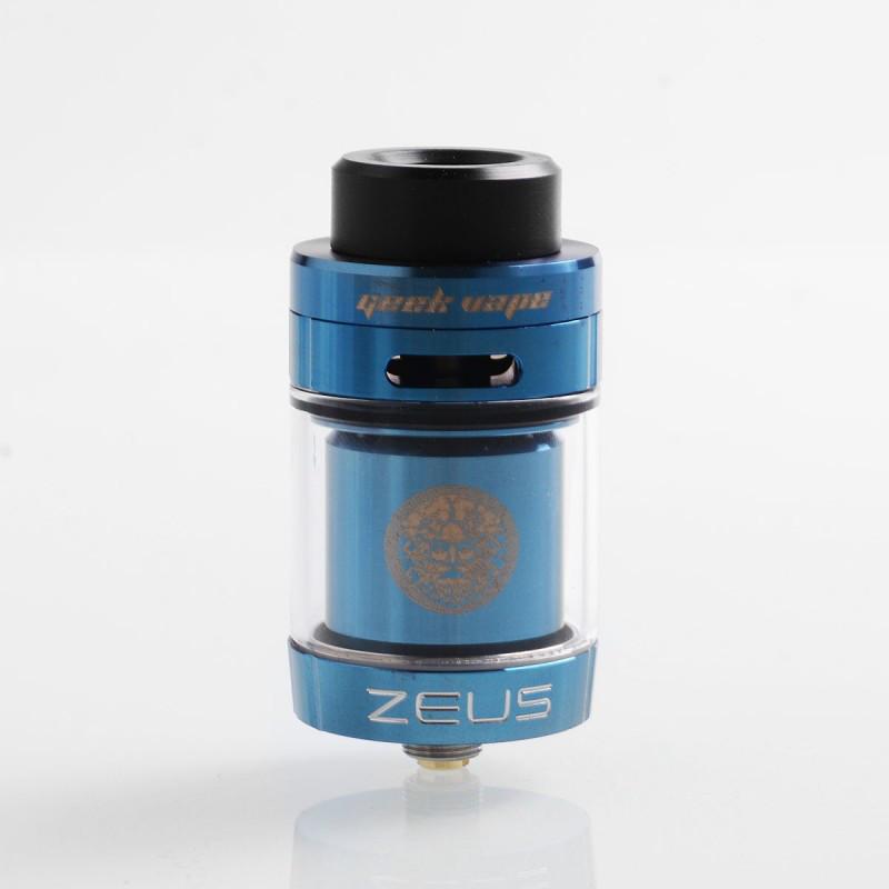 Атомайзер GeekVape Zeus Dual RTA 4 мл Blue