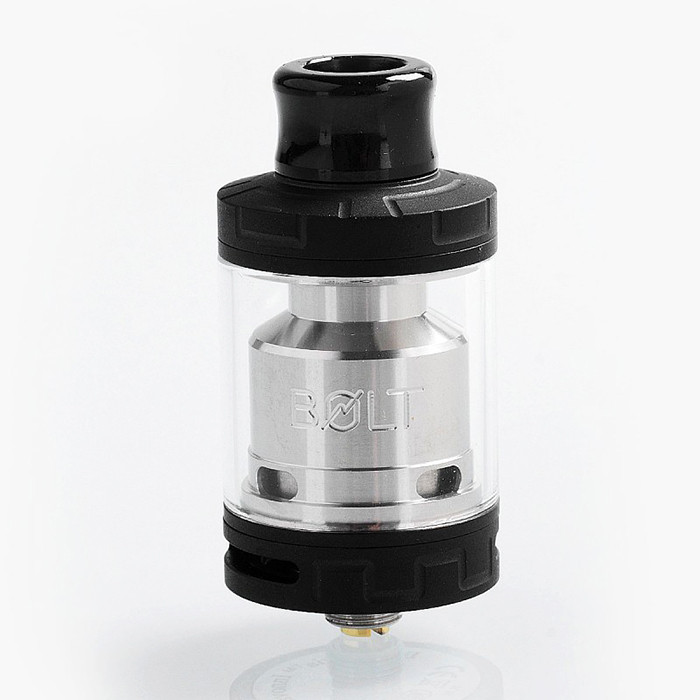 Атомайзер Godria Innovations Bolt RTA Black