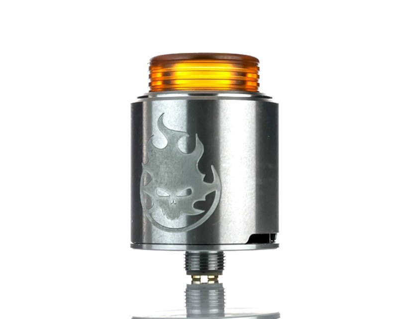 Атомайзер Vandy Vape Phobia RDA Silver