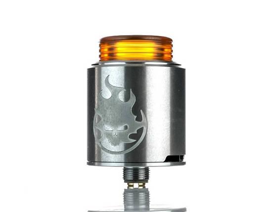 Атомайзер Vandy Vape Phobia RDA Silver, фото 2