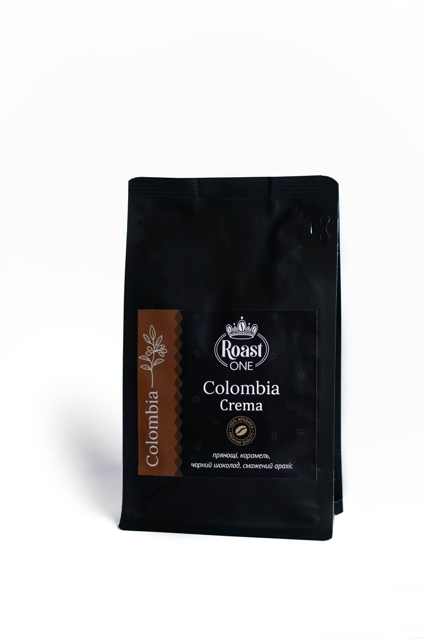 Кава в зернах Roast One - Colombia Crema