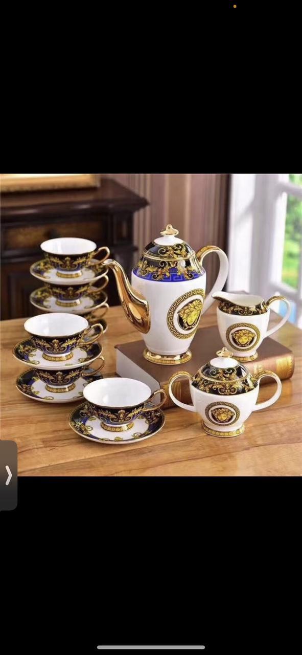 Элитный чайный сервиз Versace