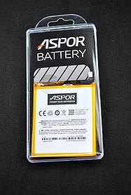 Акумулятор для телефону Meizu BA711 (M6) Aspor (3020 mAh)