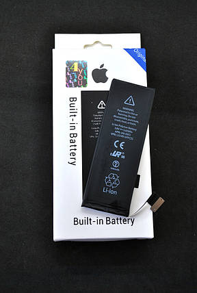 Акумулятор для телефону iPhone 5 BEST Original, фото 2