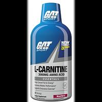 GAT L-Carnitine 3000 ml 473 ml Ягоди