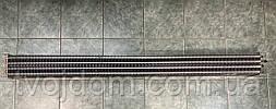 Испаритель для холодильной витрины 2000--HR 304170.011-02 2R*4T*1670mm-4U*2 (14*14*167см.)