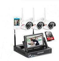 Видеонаблюдение, охранные системы и сигнализации