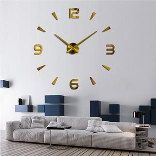Большие настенные 3Д часы ( от 60 до 120 см) (8516-020)