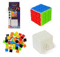 Кубик логіка-конструктор iblock: в коробці розмір 23*10*6, 5 см