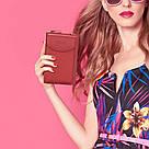 Женский кошелек-клатч, сумочка Baellerry Forever. Красный, фото 2