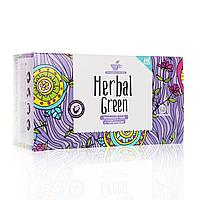 Зеленый чай Every Herbal Green с чабрецом 60 пакетиков