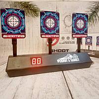 Электронная мишень Magic Target для игрушечных пистолетов автоматов бластеров оружия Настоящие фото